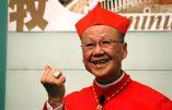 Le lobby gay et les consuls occidentaux contre l'évêque de Hong Kong