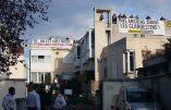 Les identitaires ont occupé le toit de la maison de retraite de Triel transformée en centre d'accueil pour migrants