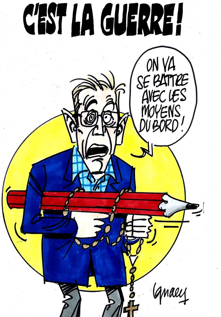 Ignace - C'est la guerre !