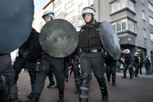police Anvers