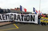 «Calais aux Calaisiens» – Manifestation du collectif Sauvons Calais