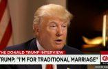 Donald Trump sur CNN : «Le monde serait meilleur avec Khadafi et Saddam Hussein»