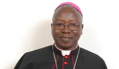 Cardinal Philippe Ouédraogo, archevêque métropolitain de Ouagadougou