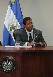 Francisco Flores, ancien président du Salvador