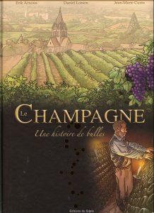 Le Champagne BD