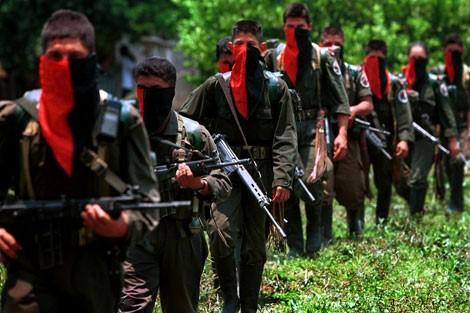 SOLDATS FARC
