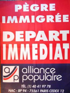 alliance populaire