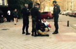 Arrestation d'un dirigeant pro-vie assis devant un avortoir de Madrid le jour des Saints Innocents