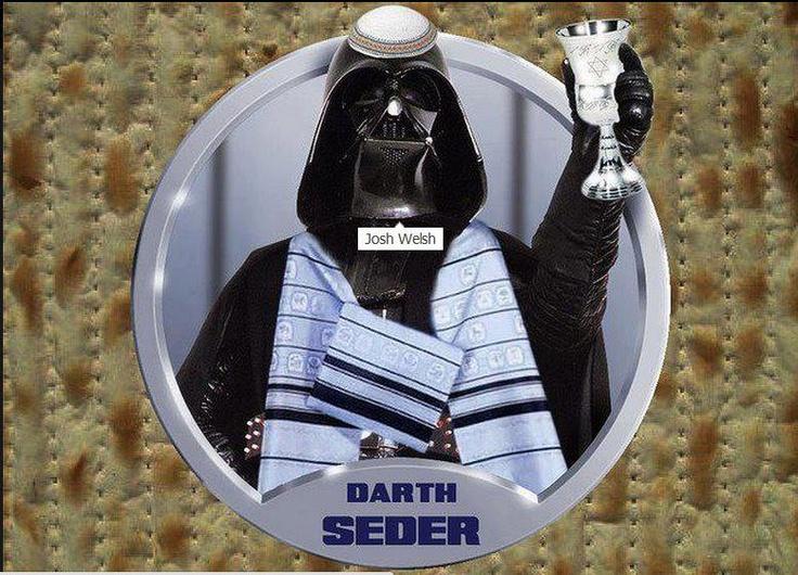 dark vador juif