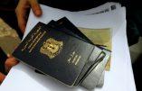 L'Etat Islamique détient des milliers de passeports syriens vierges…