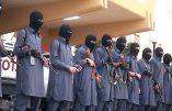 La «police islamique» de l'Etat Islamique à Syrte (Libye)