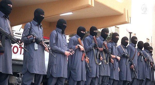 police islamique syrte