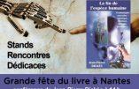 13 décembre à Nantes : conférence de Jean-Pierre Dickès et grande fête du livre
