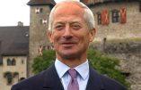 Permettre à des homosexuels d'adopter un enfant, «c'est irresponsable», déclare le prince Hans-Adam II de Liechtenstein