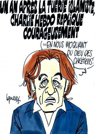 Ignace - Charlie Hebdo un an après...
