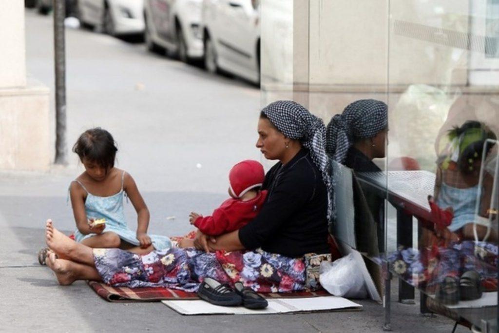 mendiants roms