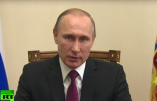 Déclaration intégrale de Vladimir Poutine sur le cessez-le-feu en Syrie conclu avec les USA – Vidéo et Texte