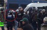 Le Général Piquemal sera jugé lundi, MAIS encore, «Russia Today» a publié une vidéo qui prend en flagrant délit des policiers…