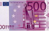 Les lois économiques liberticides: De la suppression du billet de 500 euros à la fin de toutes libertés …