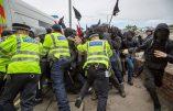 Affrontements entre extrême gauche et nationalistes à Douvres