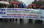 Antichristianisme en Asturies : les laïcistes et les socialistes font fermer les chapelles universitaires