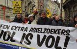 Pegida manifestait à Gand ce dimanche (vidéo)