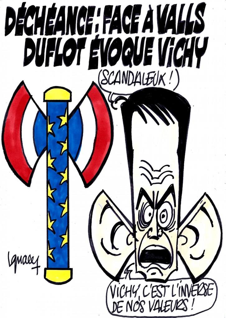 Ignace - Déchéance de la nationalité et Vichy