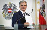 Immigration : « Renvoyez les tous ! », déclare le chancelier autrichien