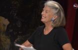 Anne Brassié recevait le président de Civitas à «Perles de culture»