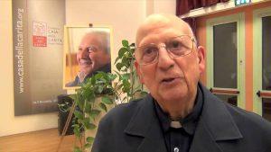 Padre Sorge, ancien directeur le la revue La Civiltà Cattolica