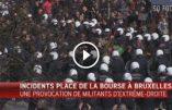 Bruxelles. L'énigme des « débordements » du 27 mars. Et si l'« Extrême droite » ce n'était QUE la Police de Tartuffe ?