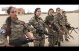 Des femmes chrétiennes syriennes se battent pendant que des milliers d'hommes fuient leur pays pour vivre aux crochets de l'Europe