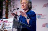 Hillary Clinton mobilise la communauté juive