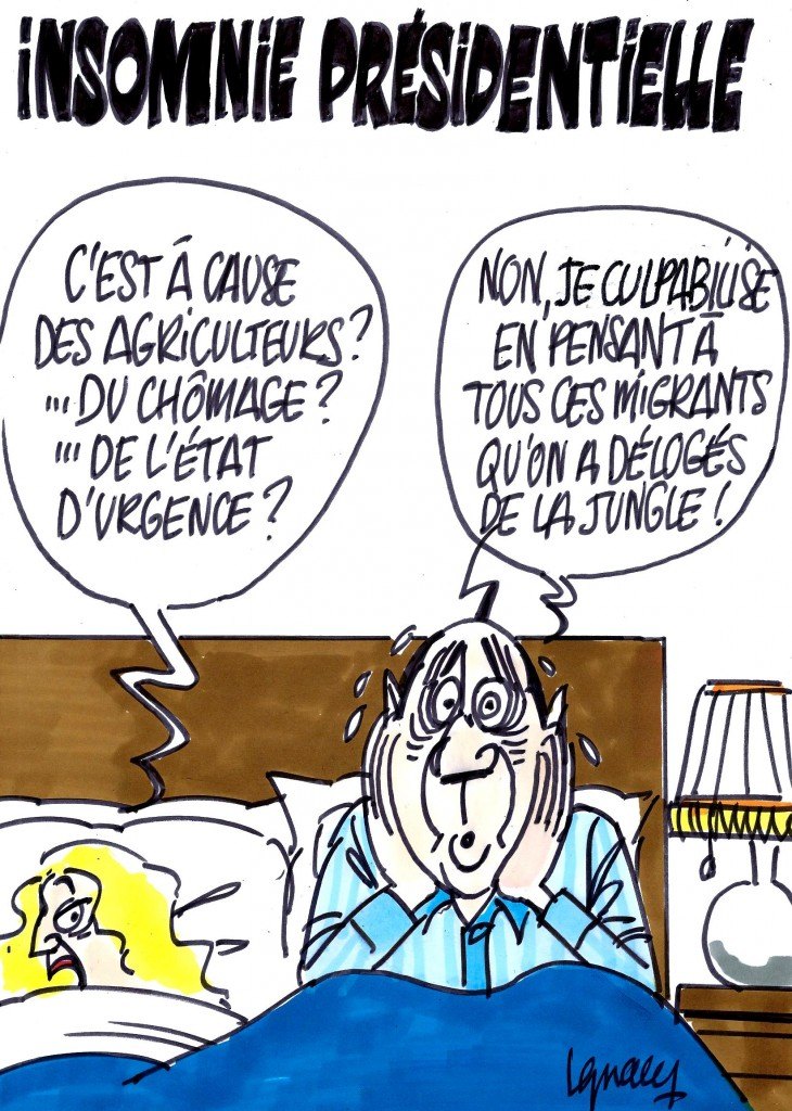 Ignace - Insomnie présidentielle