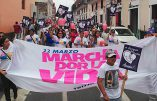 Au Pérou, les jeunes se mobilisent afin de soutenir le droit des enfants à naître