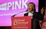 Clinton et Sanders soutiennent publiquement l'avortement et le Planned Parenthood