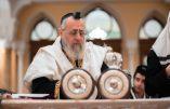 Les non-Juifs n'ont pas leur place en Israël, affirme Yitzahk Yosef, grand rabbin sépharade