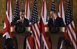 Barack Obama s'est fait le chien de garde du mondialisme au Royaume-uni qu'il a menacé en cas de Brexit