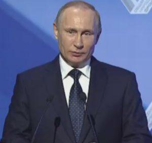 Russie Poutine