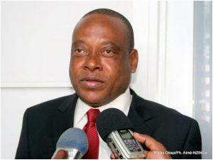 Le député Steve Mbikayi