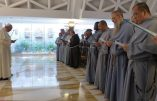 L'embarras du Vatican à propos des Franciscains de l'Immaculée