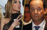 Nabilla encourage François Hollande à se lancer dans la télé-réalité…