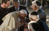 Les vœux du pape François à la communauté juive pour leur fête de Pâque