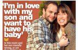 Etats-Unis : Une mère et son fils veulent se marier et faire un enfant