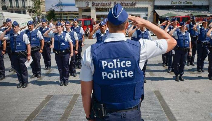 belgique-police