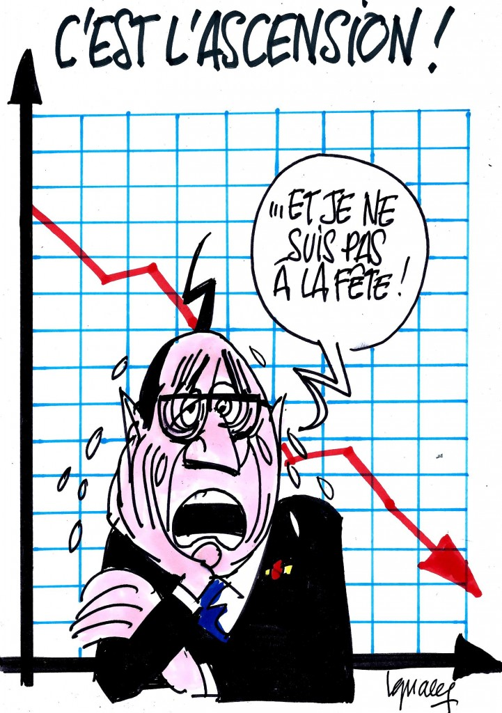 Ignace - C'est l'Ascension !
