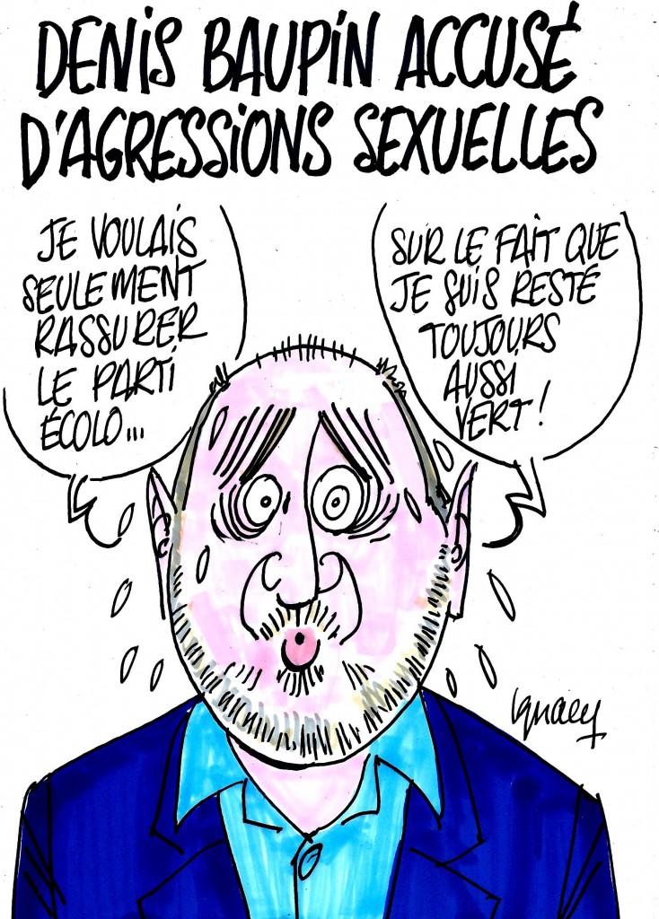 Ignace - Denis Baupin accusé d'agressions sexuelles