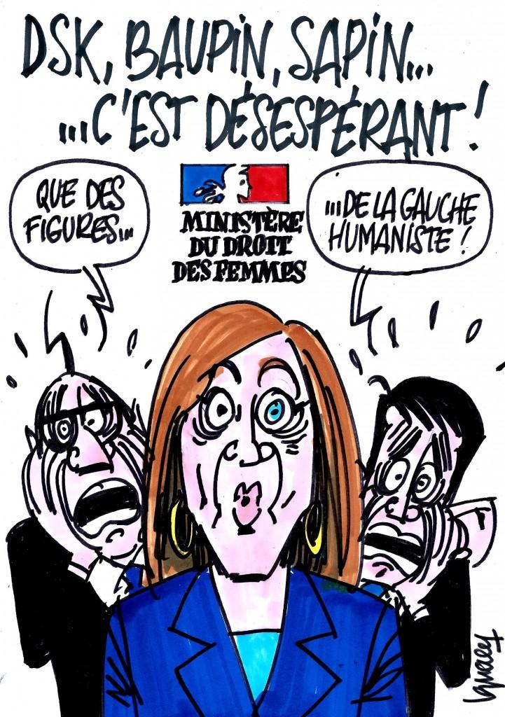 Ignace - DSK, Baupin, Sapin... c'est désespérant !