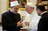 Rencontre «très cordiale» entre le pape François et l'Imam : «Le message c'est la rencontre»