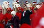 L'Europe enchaînée : de l'Union européenne en dhimmitude à la Turquie commémorant l'asservissement de Constantinople